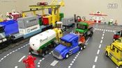 A 245 sq. ft. layout! 积木砖家乐高LEGO city walkthrough Summer 2015!—在线播放—优酷网,视频高清在线观看