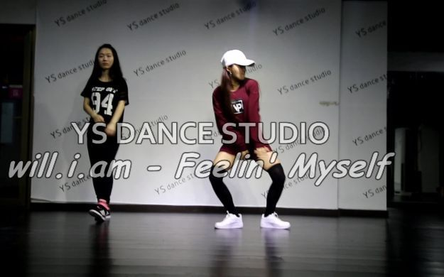 深圳艺尚爵士舞will.i.am - Feelin' Myself