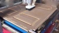 橱柜门雕刻机|真空吸附|移门木门木工雕刻机
