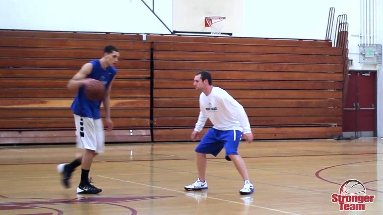 NBA球员招牌动作,约翰 沃尔剪刀步(扎克·拉文)